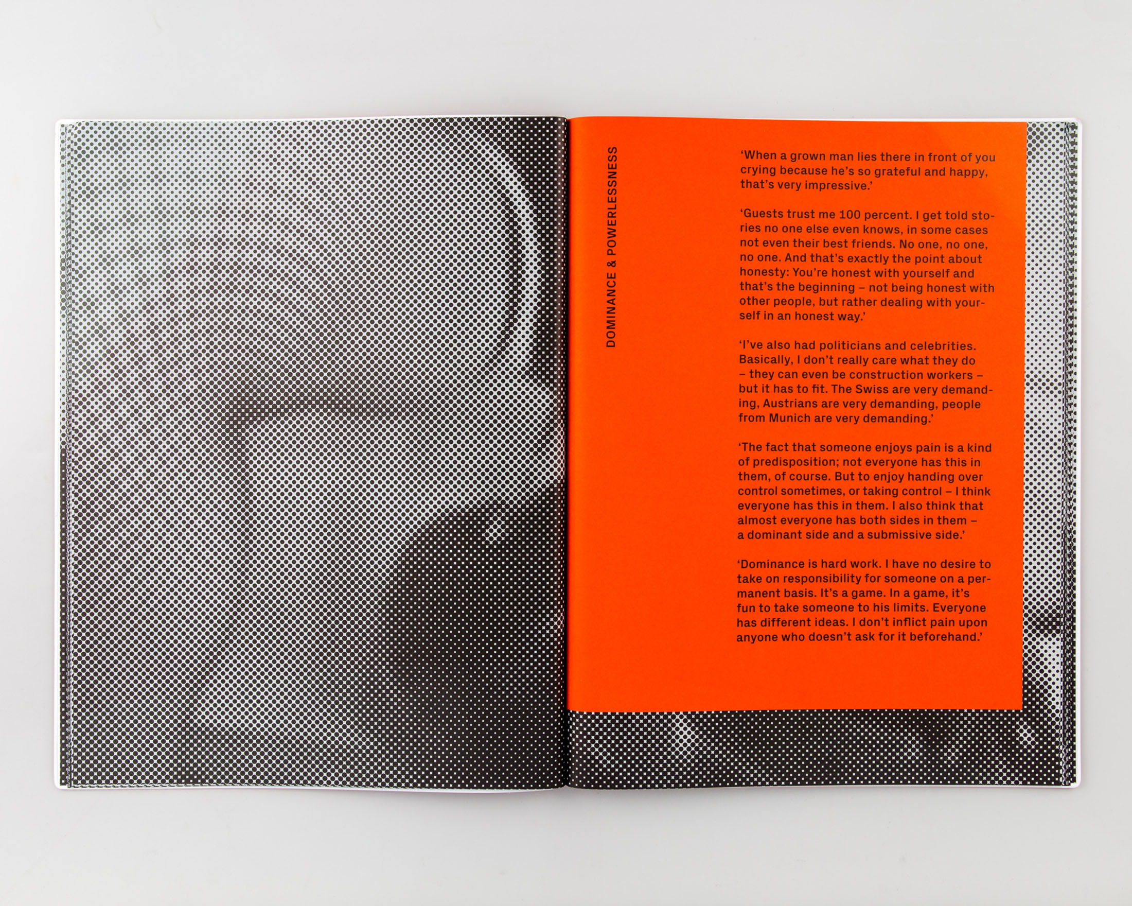 Max Eicke — Dominas Book